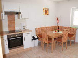 Küche Appartements 2