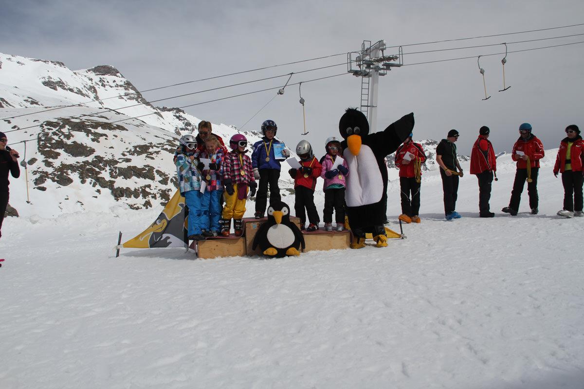 Winterurlaub Mölltaler Gletscher