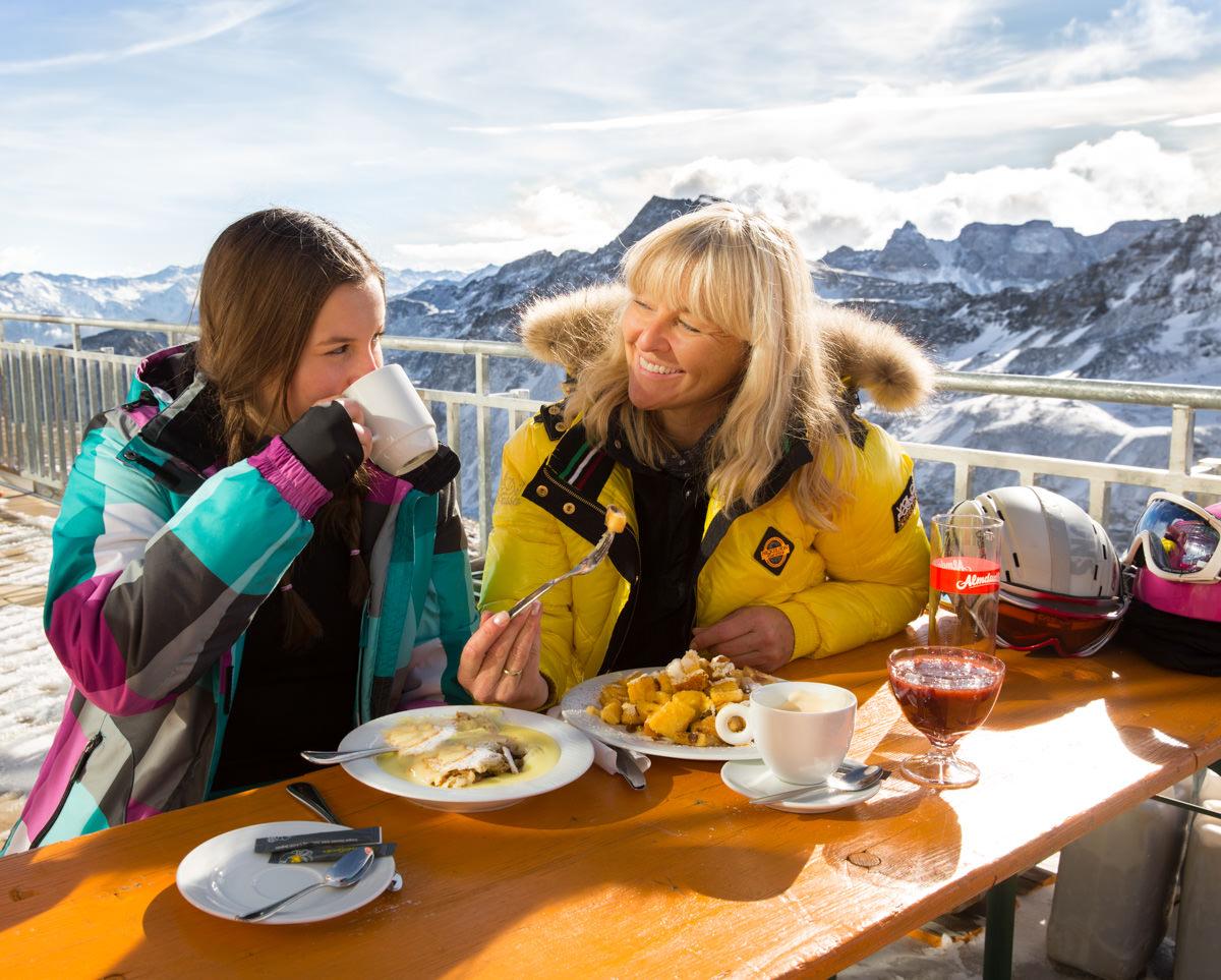 Mölltaler Gletscher Skiurlaub