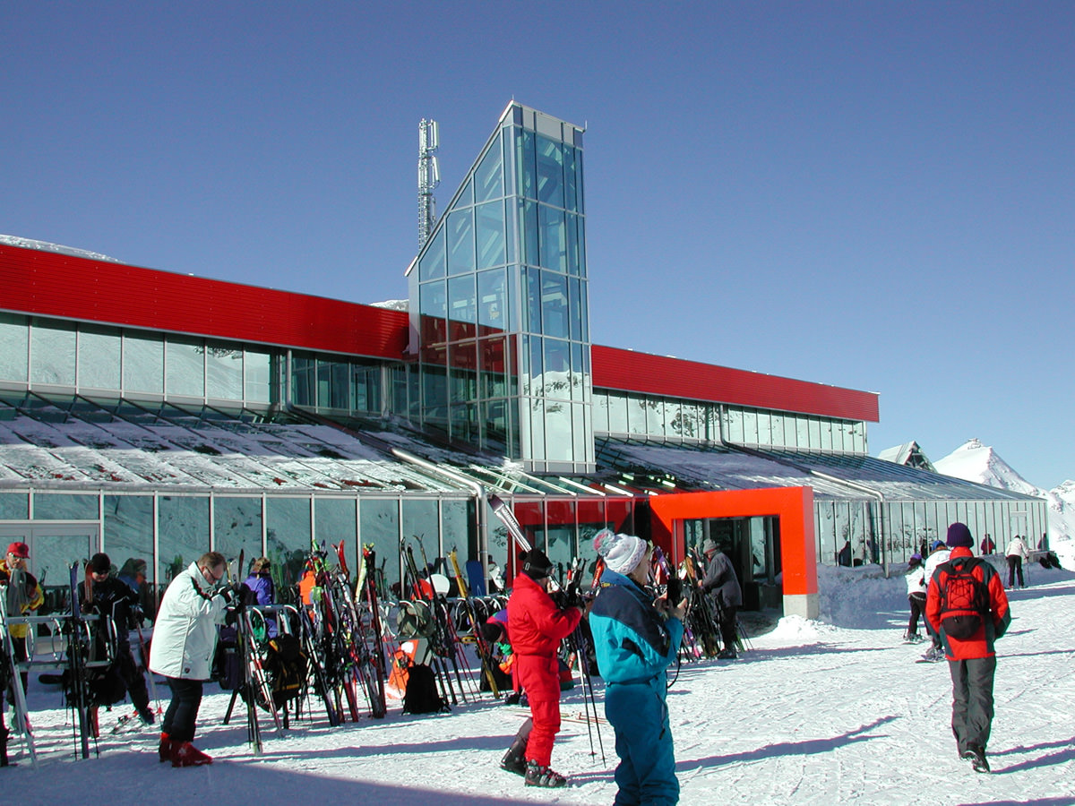 Mölltaler Gletscher Skiurlaub Österreich