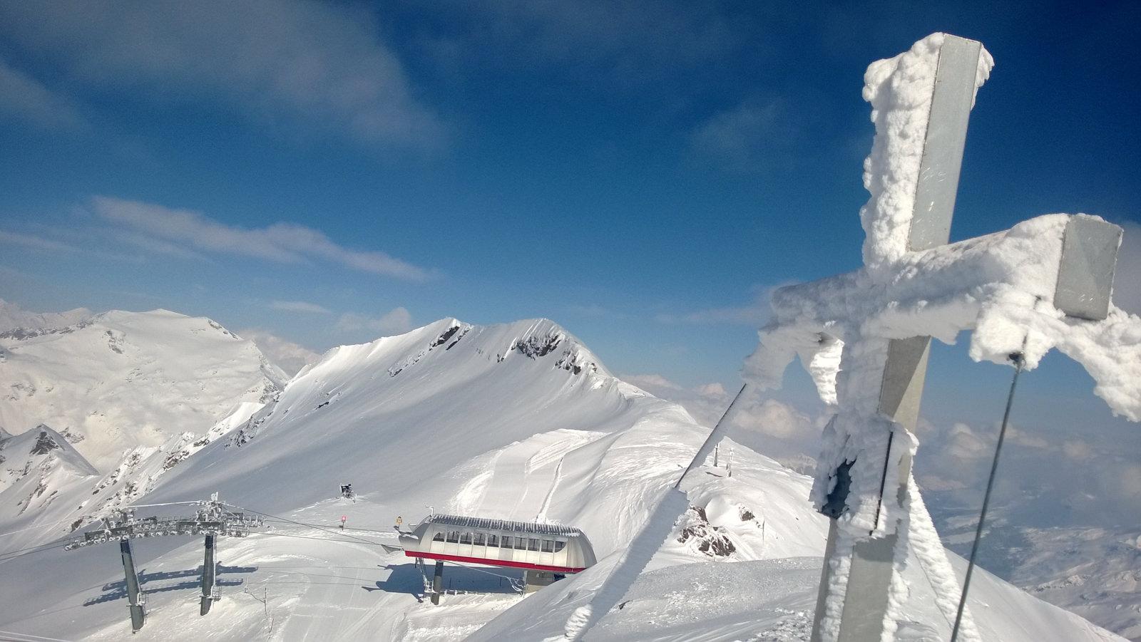 Mölltaler Gletscher Skifahren Kärnten