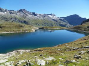 Sommer am Mölltaler Gletscher