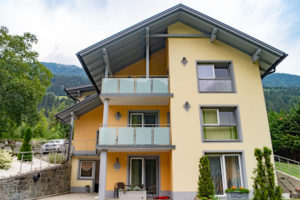 Appartementhaus Monika, Appartements Flattach