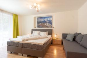 Appartements Flattach, Mölltaler Gletscher